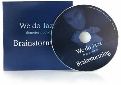 We do Jazz Brainstorming CD